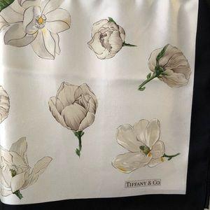 Vintage Tiffany Silk Scarf